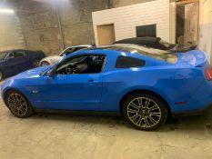 2012 MUSTANG GT 5.0 V8, 58,000 KM WITH NOVA *NO VAT*
