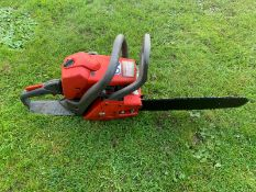 EFCO 137 CHAINSAW, RUNS AND WORKS, CLEAN MACHINE *NO VAT*