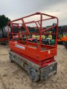 HAULOTTE SCISSOR LIFT, WORKS AND LIFTS *PLUS VAT*