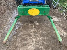 2016 MCHALE ROUND BALE HANDLER ATTACHMENT *PLUS VAT*