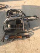 JCB DIESEL HYDRAULIC BEAVER PACK, C/W BREAKER, HOSE & 1X CHISEL, YANMAR DIESEL ENGINE, EASY TO MOVE