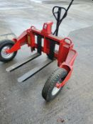 BLOCK PAVING CARRIER - WARRIOR, IDEAL FOR MOVING BLOCK PAVING, BRICKS ETC *PLUS VAT*