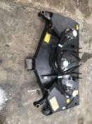 RANSOMES JACOBSEN 5FT HYDRAULIC DECK, IN GOOD WORKING ORDER *NO VAT*