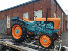 LAMBORGHINI 1R TRACTOR - JUST RESTORED LAMBO, FINISHING UK PLATES & STICKERS *NO VAT*