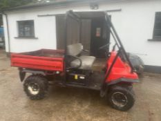KAWASAKI PETROL MULE, DELIVERY ANYWHERE IN THE UK £300, STARTS, RUNS AND DRIVES *PLUS VAT*