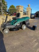 2020 CHIPPERFIELD C25-7 RIDE ON LAWN MOWER, RUNS, DRIVES AND CUTS, EX-DEMO CONDITION *NO VAT*
