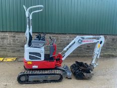 2020 Takeuchi TB210R Mini Digger *PLUS VAT*