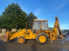 JCB 4 WHEEL DRIVE 3CX, 4 IN 1 BUCKET, 4 SPEED MANUAL *PLUS VAT*