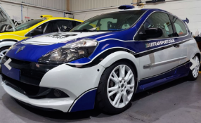 Genuine Clio Cup X85 FOR SALE - no vat (only on BP) The car was bought by ourselves in 2017, after
