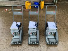 BRAND NEW AND UNUSED WACKER NEUSON MP12-CE WACKER PLATE, C/W OPERATORS & OWNERS MANUAL *NO VAT*