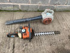 STIHL HEDGE CUTTER & BLOWER *PLUS VAT*