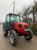 MASSEY FERGUSON 2220 TRACTOR, RUNS AND DRIVES, CLEAN MACHINE, FULLY GLASS CAB, AIR CON *PLUS VAT*