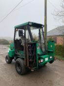 2002 RANSOMES 2250 RIDE ON MOWER, RUNS, DRIVES AND CUTS *PLUS VAT*