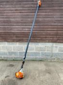 STIHL HT75 LONG REACH CHAINSAW PRUNER, DIRECT EX COUNCIL *PLUS VAT*
