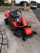 Husquvarna R13C Outfront Ride On Mower, Runs Drives And Cuts, Clean Machine, Same As R213C *NO VAT*