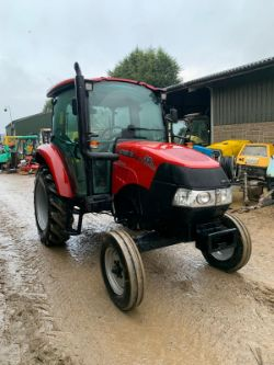 2018 CASE FARMALL 55C TRACTOR, NEW CHAINSAW, TAKEUCHI MINI DIGGER, 9CT GOLD CUBAN LINK BRACELET, YAMAHA R6 BIKE & MORE Ending TUESDAY FROM 7PM