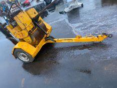 benford mbr71 roller and trailer, hatz diesel *plus vat*