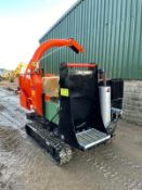TIMBERWOLF 75/230TR WOOD CHIPPER, RUNS, DRIVES AND CHIPS, LOW 180 HOURS *PLUS VAT*