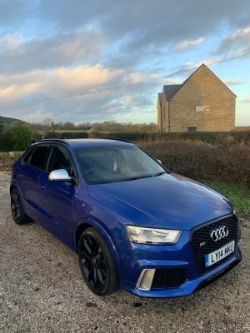 2014 AUDI RS Q3 QUATTRO, UNUSED ZOOM 604 TRACTOR, 2015 MAZDA 6, MITSUBISHI CVS CANTER, FIAT 500 + MUCH MORE ENDS TUESDAY FROM 7PM