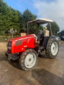 MASSEY FERGUSON 2210 TRACTOR, RUNS AND DRIVES, CANOPY *PLUS VAT*