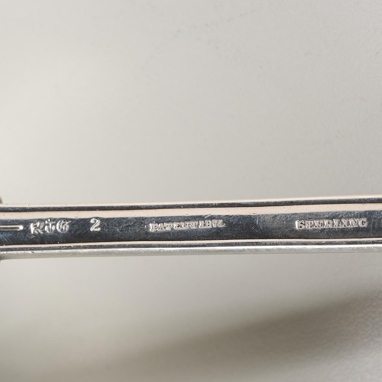 Lot 49 - (2) American Sterling Silver Ladles