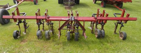IH 63 2-POINT FH 4R CULTIVATOR