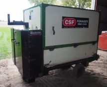 HILGENDORF CSF FORAGER POWER FEED CART