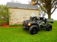 JOHN DEERE TRAIL BUCK EXT ATV
