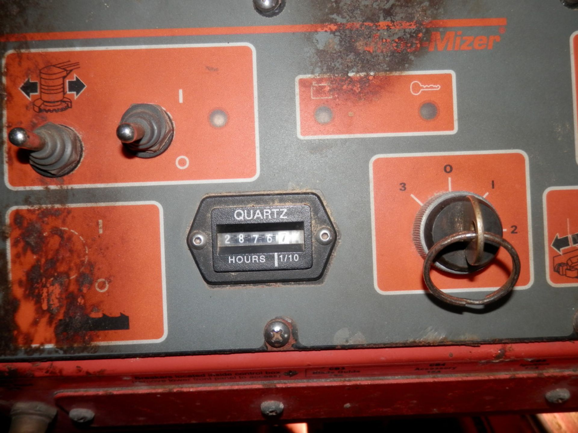 Lot 22 - WOOD MIZER MDL LT40HDG25 PORTABLE BAND SAW