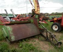 JOHN DEERE 16A 5-ft. GREEN CHOPPER