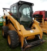 CAT 262D AG SPECIAL SKID STEER