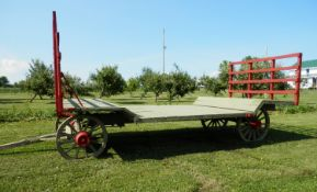 BUNDLE WAGON -Amish Restored