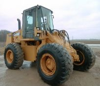 CASE 721 WHEEL LOADER (Partial Project)