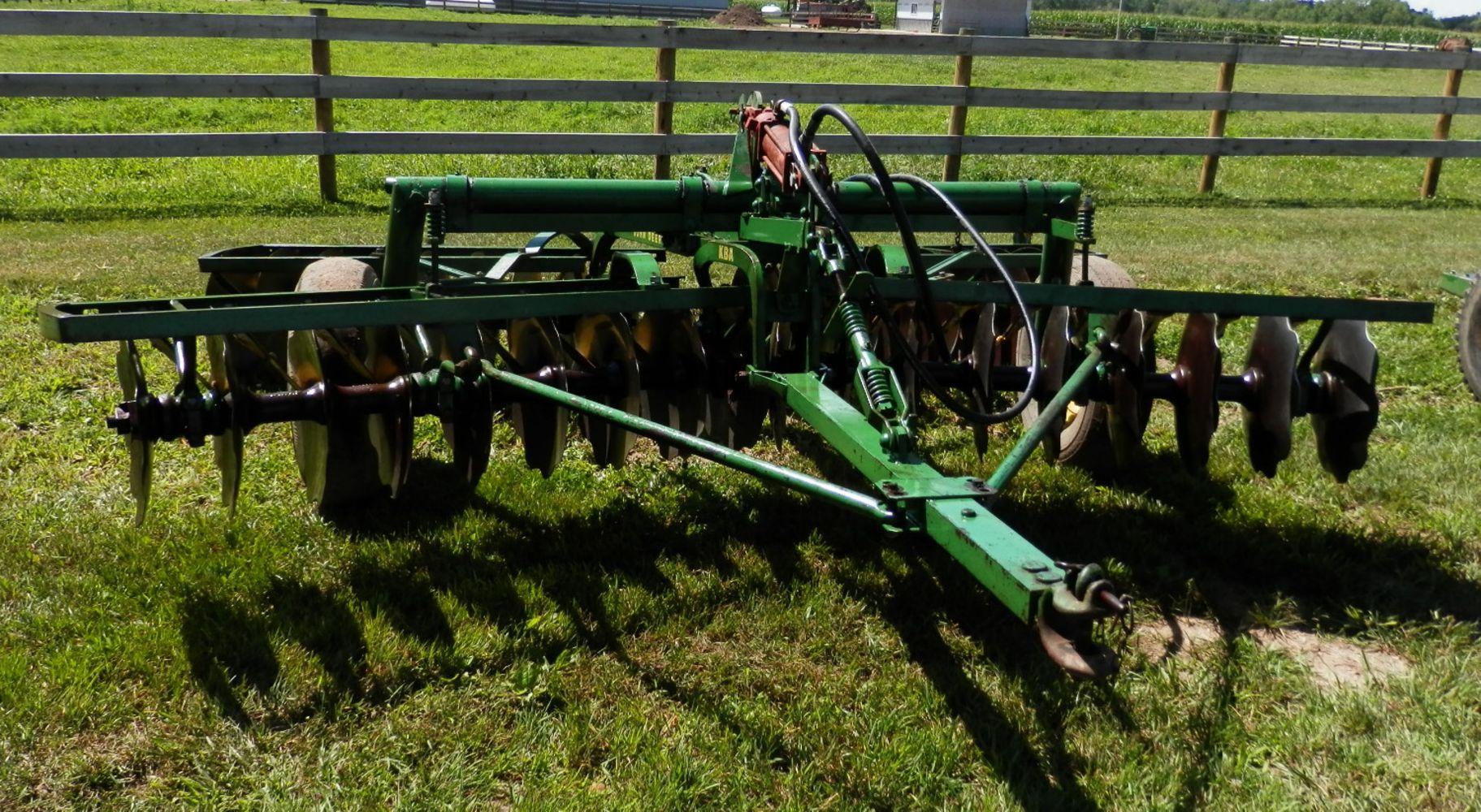 Bonduel Farm Machinery Consignment Sale
