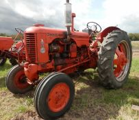 CASE DC 4 TRACTOR