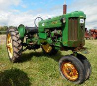 JOHN DEERE 40 w/1 Pc. Rear Wheel Weights