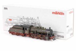 """Märklin 37551, Dampflok G 8.1 """"4943"""" der KPEV<"""