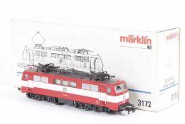"""Märklin 3172, Elektrolok """"111 068-3"""" der DB<"""