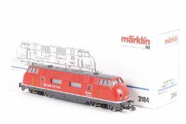 """Märklin 3184, Diesellok """"18462"""" der SBB<"""
