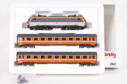 """Märklin 2843, """"Train Rapide der SNCF""""<"""