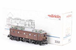 "Märklin 3351, Elektrolok Ae 3/6 III ""10439"" der SBB<"