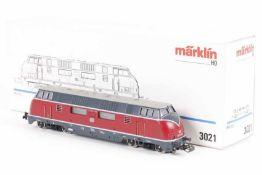"""Märklin 3021, Diesellok """"V 200 060"""" der DB<"""