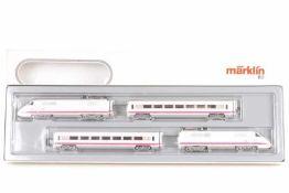 Märklin 3171, vierteiliger Schnelltriebwagen ICE (Experimantal) der DB<