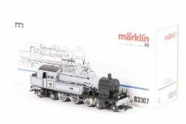 """Märklin 83307, 'Museumslok', Tenderlok T18 """"1994"""" der KPEV<"""