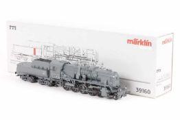 """Märklin 39160, Dampflok """"42 9000"""" der DRG<"""