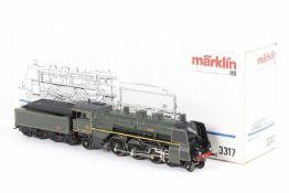 """Märklin 3317, Dampflok """"231 A 995"""" der SNCF<"""