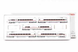 Märklin 37783, ICE 3, fünfteiliger Schnelltriebwagen der DB-AG<b