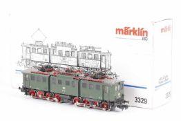 """Märklin 3329, Elektrolok """"191 099-1"""" der DB<"""
