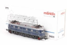 "Märklin 34691, Elektrolok ""E 19 12"" der Bundesbahn<"
