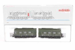 Märklin 37203, schwere Doppel-Diesellok V 188 der DRG<